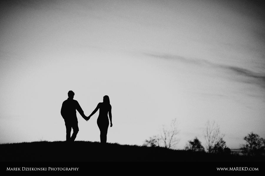 Liz Lewis engagement session sunrise Oakhurst golf club Clarkston Michigan6 Liz and Lewis Engagement Session at Sunrise in Oakhurst Golf and Country Club | Clarkston, MI