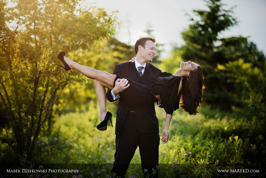 clarkston michigan engagement pictures photographer nature theme5 Colette and Christian are Engaged! | Clarkston, MI