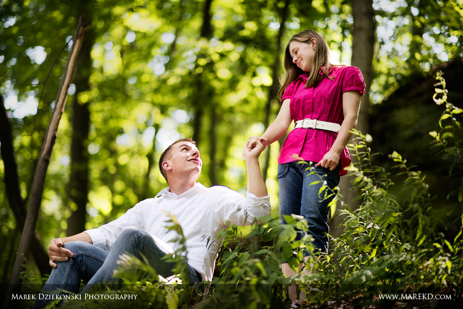 Kayleena engagement pictures nick fizgerald park grand ledge michigan5 Kayleena and Nick are Engaged! | Fitzgerald Park in Grand Ledge, MI