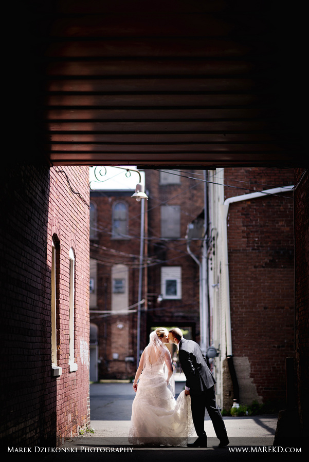 Owosso wedding gould house footbridge curwood castle photographer22 Katie and Ryan are Married! Owosso, MI