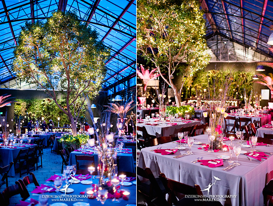 Amanda Leigh wedding planterra conservatory west bloomfield michigan photographer exotic greenhouse ceremony30 Amanda and Leighs Winter Wedding at Planterra Conservatory in West Bloomfield, Michigan