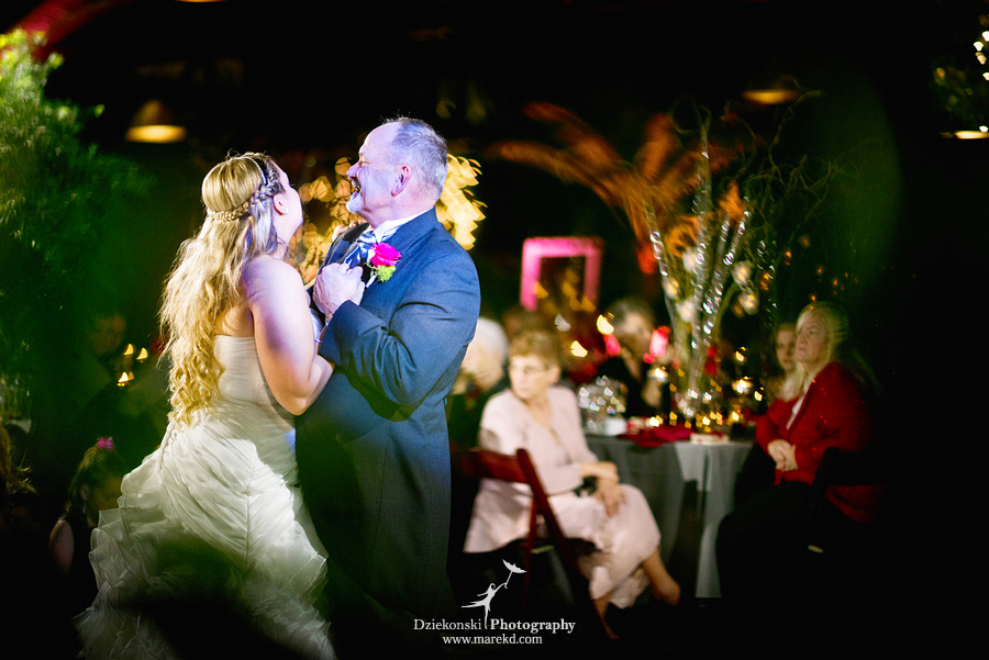Amanda Leigh wedding planterra conservatory west bloomfield michigan photographer exotic greenhouse ceremony46 Amanda and Leighs Winter Wedding at Planterra Conservatory in West Bloomfield, Michigan