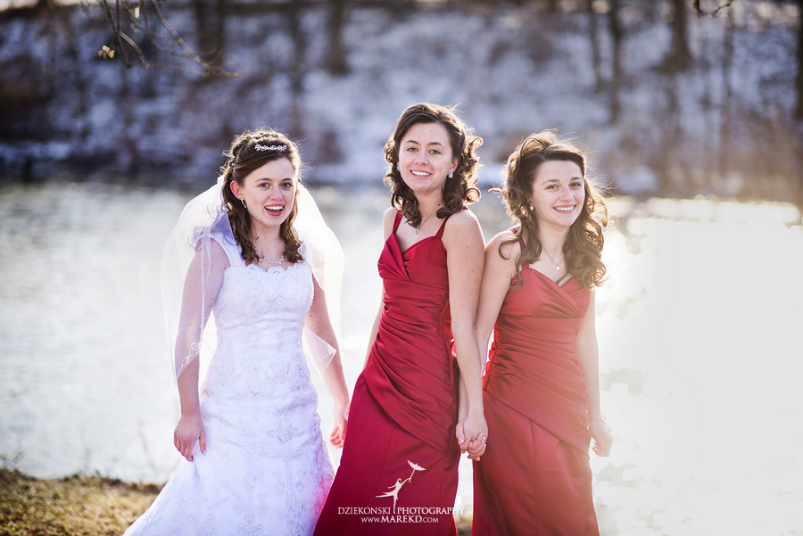 Kayleena and Nick's Winter Wedding in Owosso, MI ...  Kayleena and Ni...