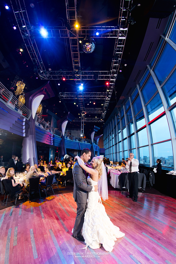 Candice And Brad S Wedding In Amnesia At Motor City Casino