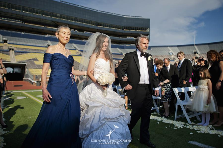 Ann Arbor Wedding Dress 13 Elegant  Big House Michigan
