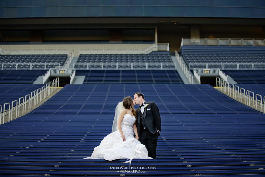Ann Arbor Wedding Dress 72 Epic  Big House Michigan