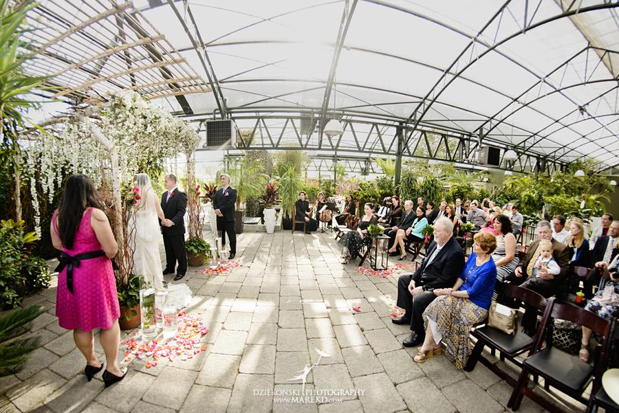 Katherine Heathen Wedding Photographer Planterra Conservatory Michigan West
