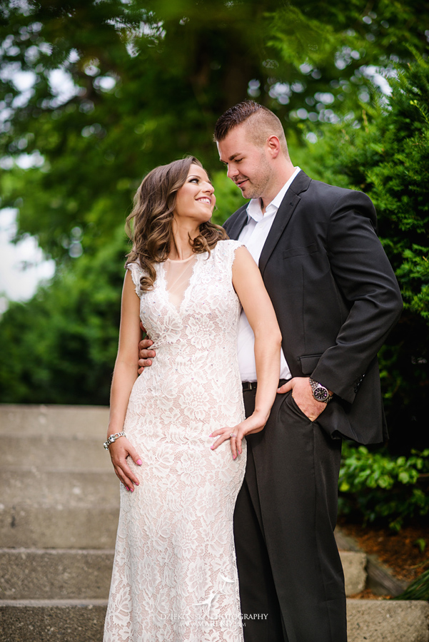 Wedding Dresses Lansing Mi 46 Stunning  aneta krzysiek christopher
