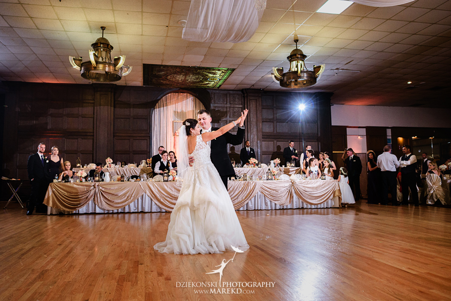 Kathy And Marcin's Wedding At St. Florian Catholic Church