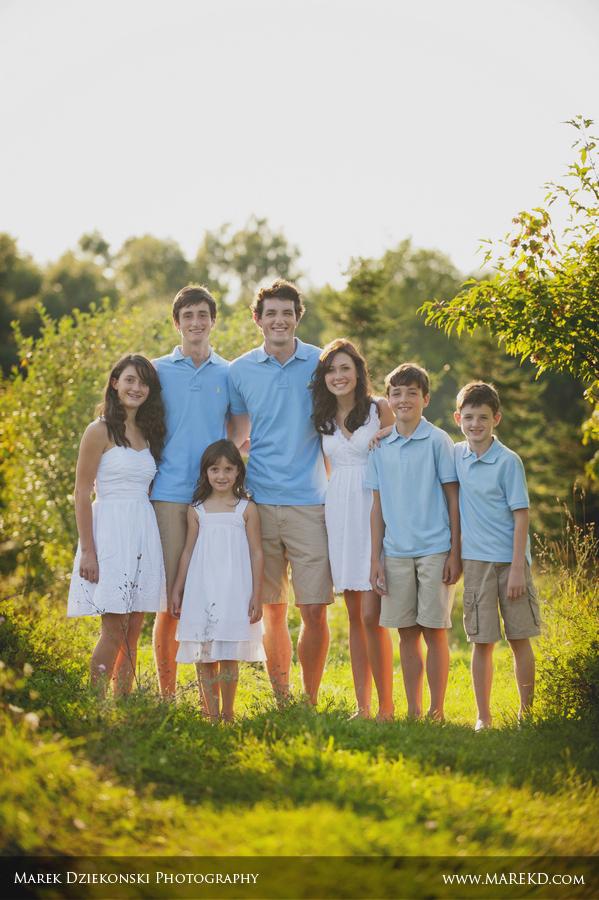 Stafford Family30 - Stafford Family Photoshoot in Clarkston, MI
