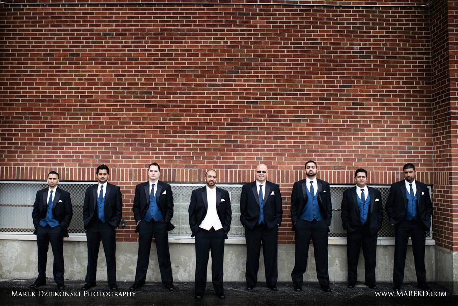 Tara Joe Flint MI Wedding Northbank Center021 - Tara and Joe are Married! | Flint, MI Wedding