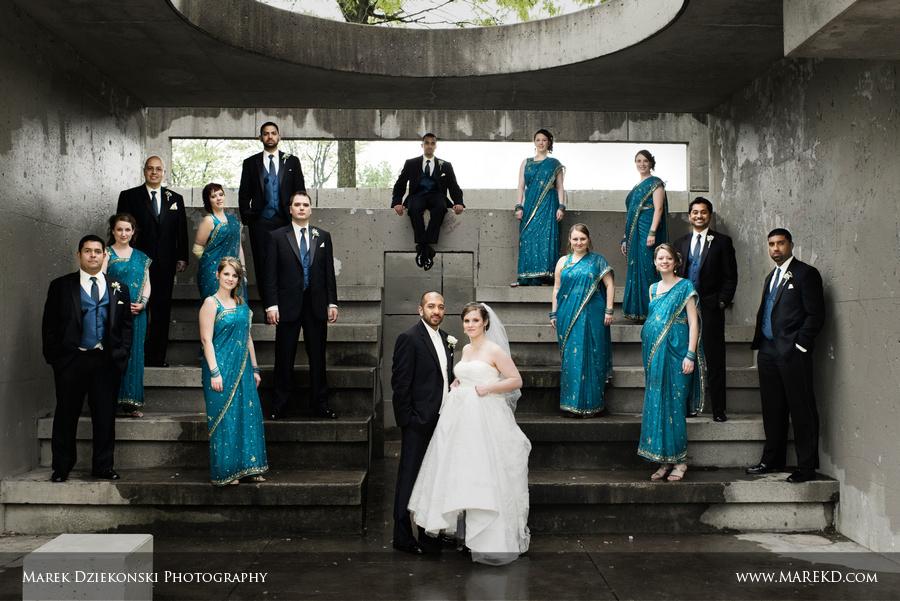Tara Joe Flint MI Wedding Northbank Center041 - Tara and Joe are Married! | Flint, MI Wedding