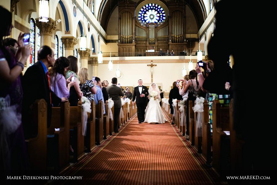 Tara Joe Flint MI Wedding Northbank Center111 - Tara and Joe are Married! | Flint, MI Wedding