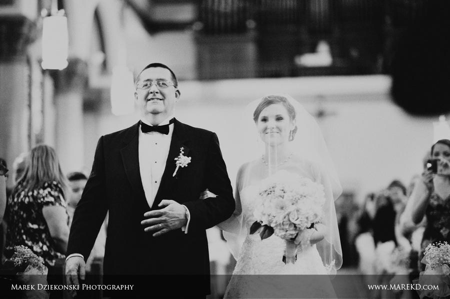 Tara Joe Flint MI Wedding Northbank Center131 - Tara and Joe are Married! | Flint, MI Wedding