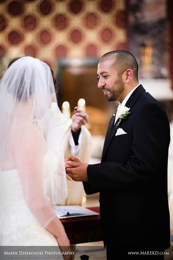 Tara Joe Flint MI Wedding Northbank Center211 - Tara and Joe are Married! | Flint, MI Wedding