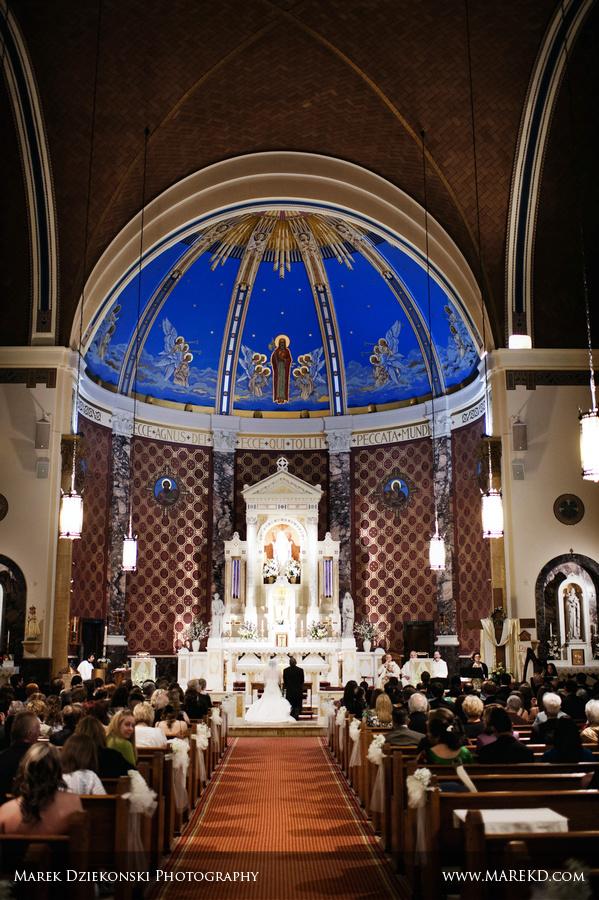 Tara Joe Flint MI Wedding Northbank Center231 - Tara and Joe are Married! | Flint, MI Wedding