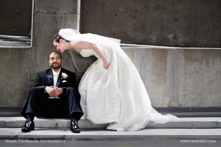 Tara Joe Flint MI Wedding Northbank Center311 - Tara and Joe are Married! | Flint, MI Wedding