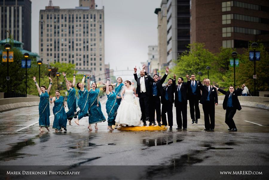 Tara Joe Flint MI Wedding Northbank Center341 - Tara and Joe are Married! | Flint, MI Wedding
