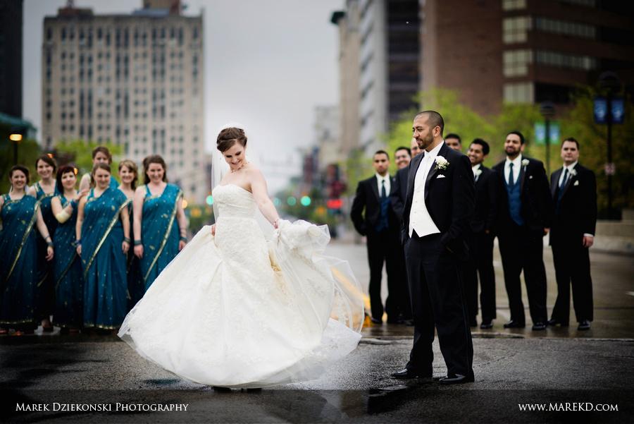Tara Joe Flint MI Wedding Northbank Center351 - Tara and Joe are Married! | Flint, MI Wedding