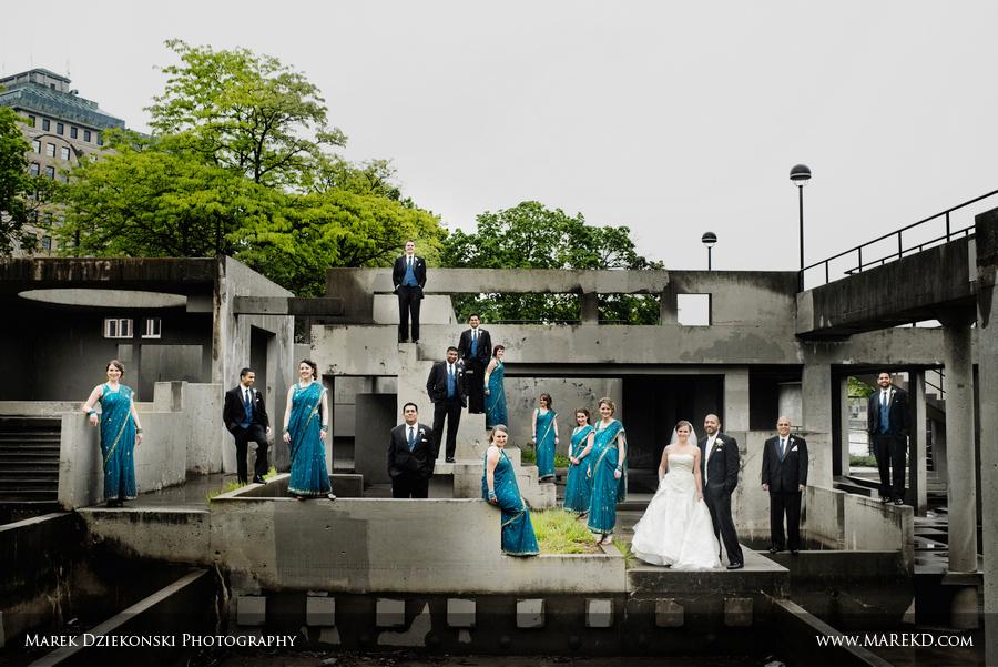 Tara Joe Flint MI Wedding Northbank Center36 - Tara and Joe are Married! | Flint, MI Wedding