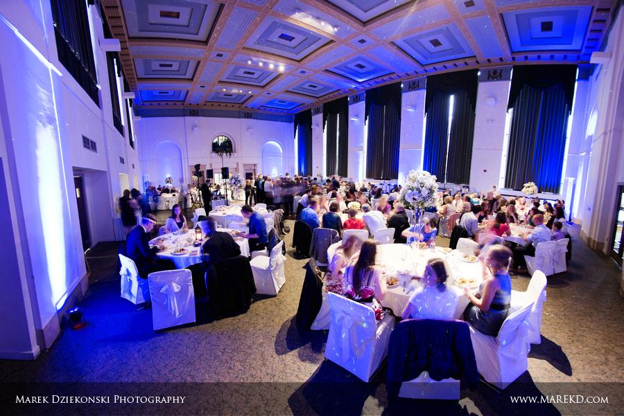 Tara Joe Flint MI Wedding Northbank Center38 - Tara and Joe are Married! | Flint, MI Wedding