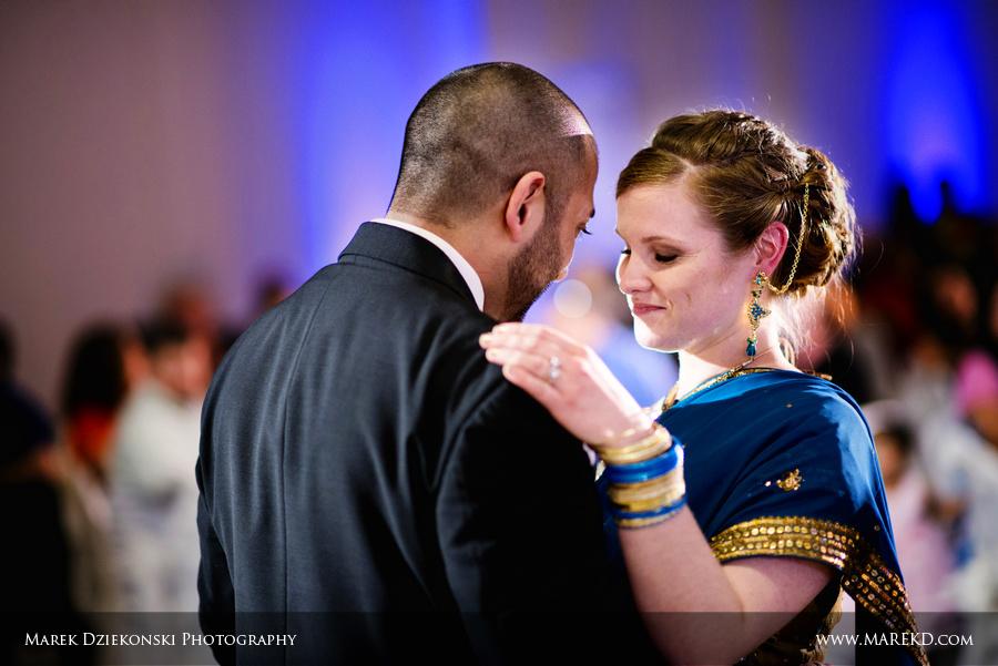 Tara Joe Flint MI Wedding Northbank Center55 - Tara and Joe are Married! | Flint, MI Wedding