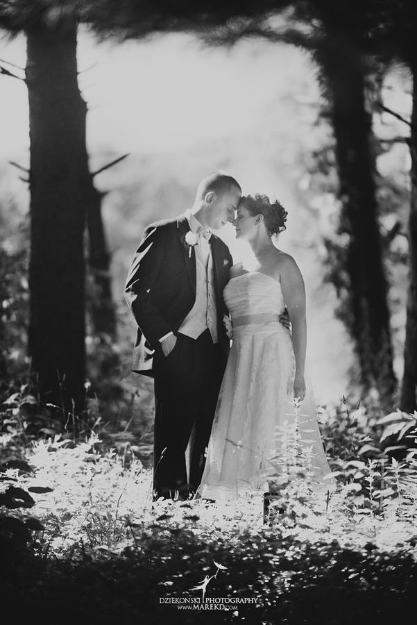Allie Chris First Look ann arbor nichols arboretum wedding michigan photographer09 - Allie and Chris are Married! First Look at Nichols Arboretum, MI