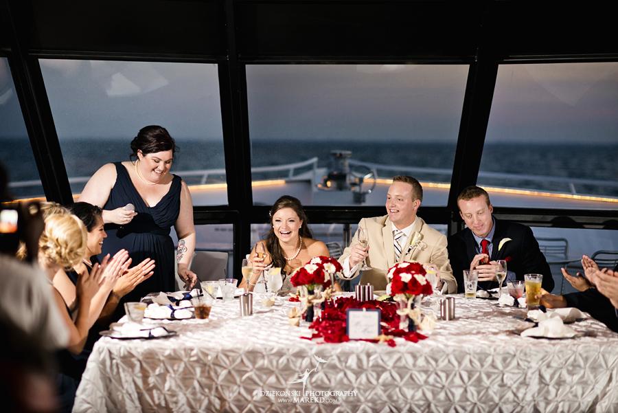 Margaret And Matt S Wedding Cruise On Ovation Yacht In St