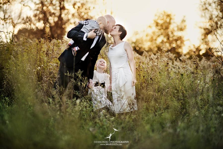 bennett family portraits picutres photographer clarkston michigan orion oaks park sunset fall07 - Bennett Family Fall Pictures at Sunset in Clarkston, MI