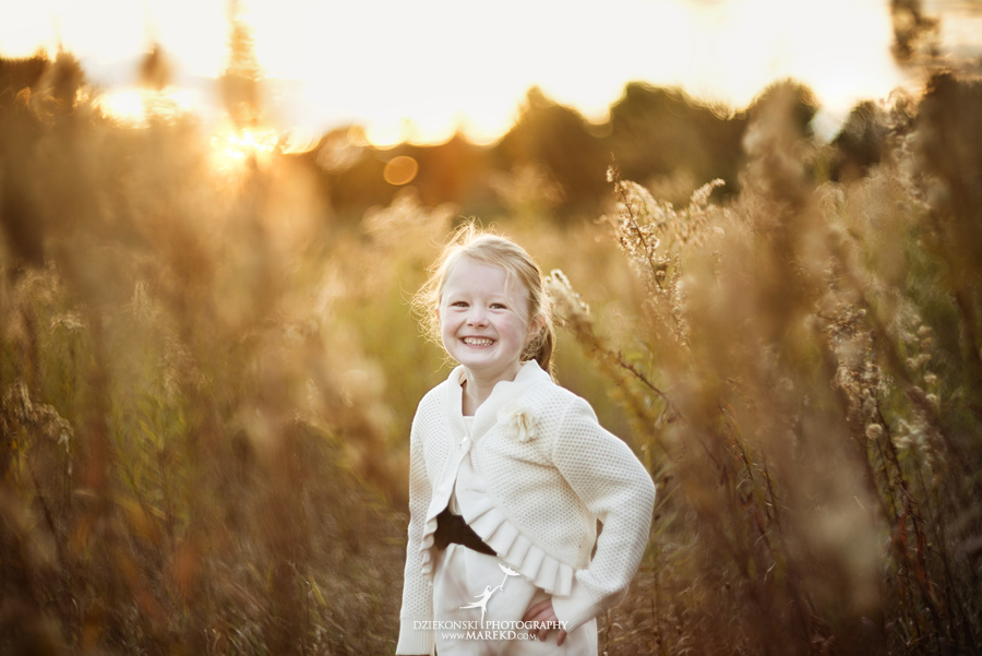 bennett family portraits picutres photographer clarkston michigan orion oaks park sunset fall20 - Bennett Family Fall Pictures at Sunset in Clarkston, MI