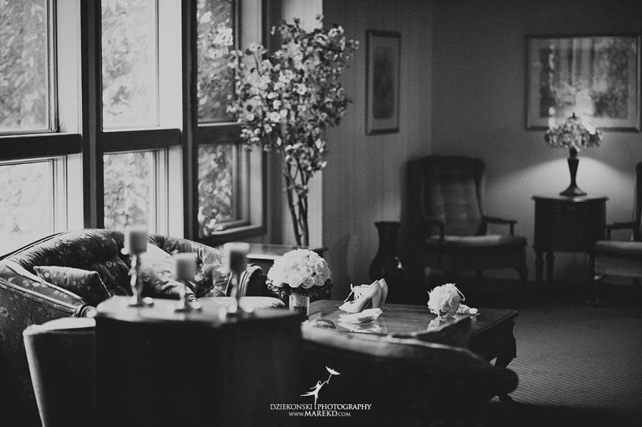 indianwood gold and country club lake orion wedding photography couple fall sunset ceremony michigan top best07 - Kristin and Jason