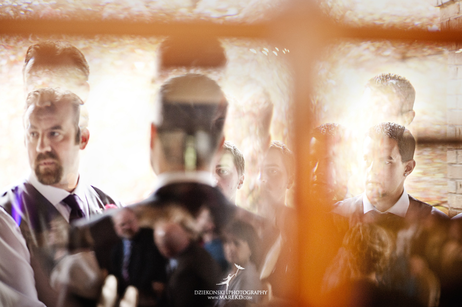 indianwood gold and country club lake orion wedding photography couple fall sunset ceremony michigan top best12 - Kristin and Jason