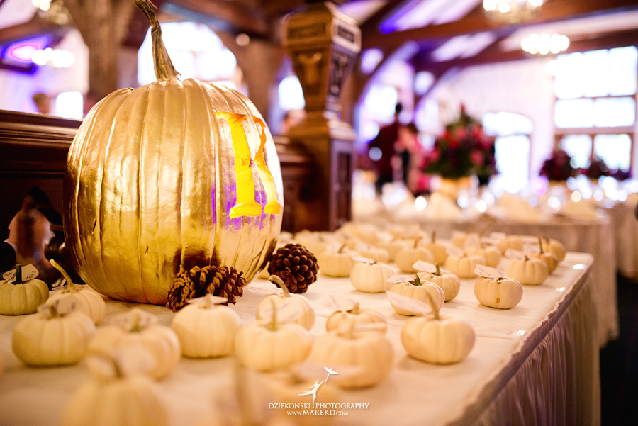 indianwood gold and country club lake orion wedding photography couple fall sunset ceremony michigan top best25 - Kristin and Jason