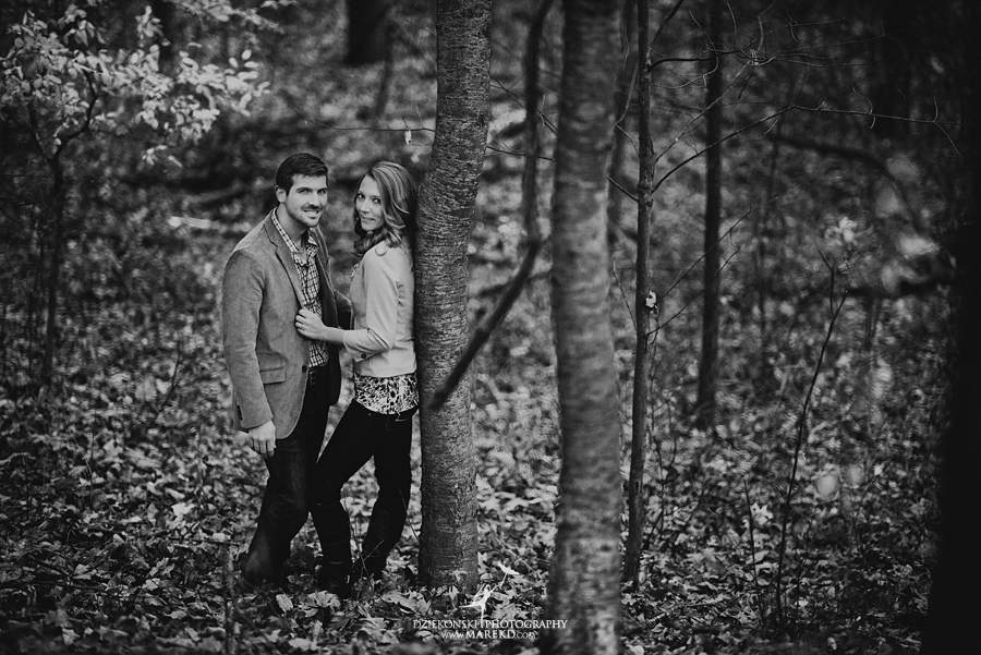 Jacqulyn Ryan Engagement Pictures Nature Clarkston Lake Orion Oaks Michigan Fall sunrise session photographer03 - Jacqulyn and Ryan