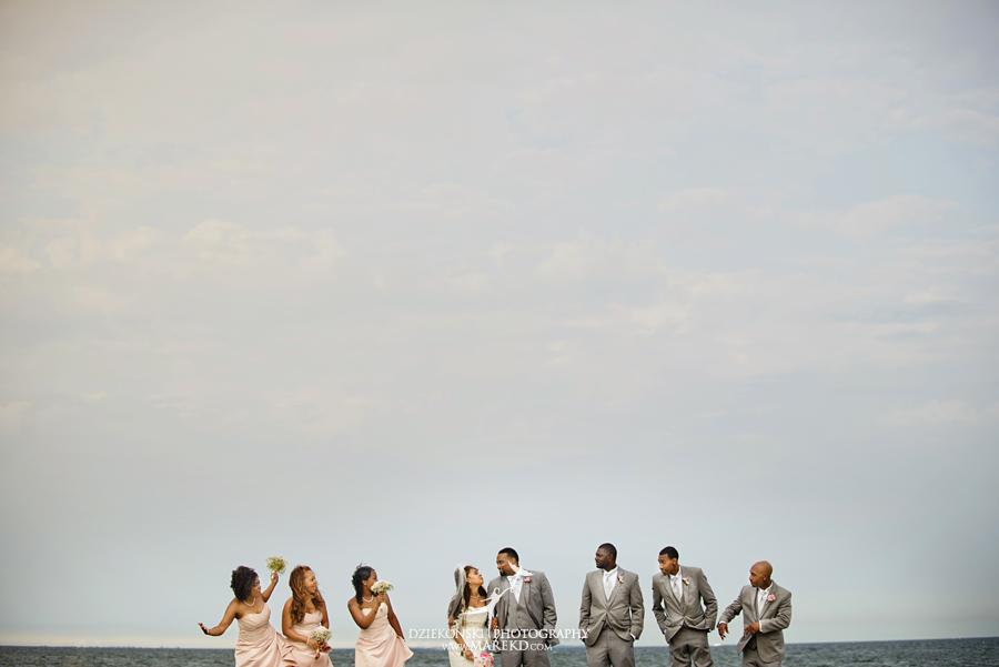 Bentrelle Dameon infinity ovation yacht wedding marina water reception ceremony detroit metro river boat20 - Bentrelle and Dameon