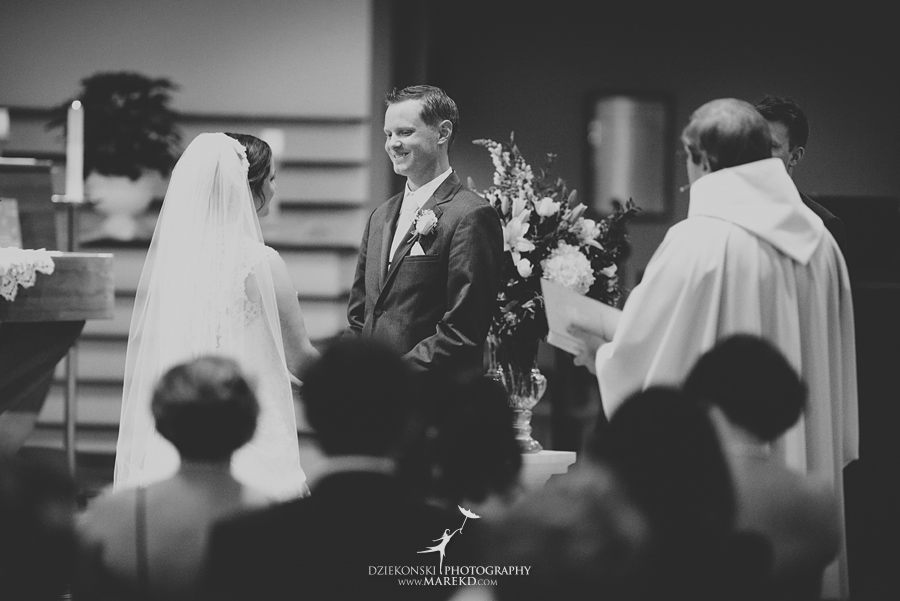 meghan steve wedding ceremony reception captains club grand blanc michigan winter dark photographer19 - Meghan and Steve