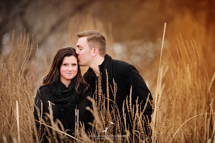 Danielle-Kevin-Engagement-Photographer-Clarkston-Metro-Detroit-winter-sunrise-snow-nature-january11