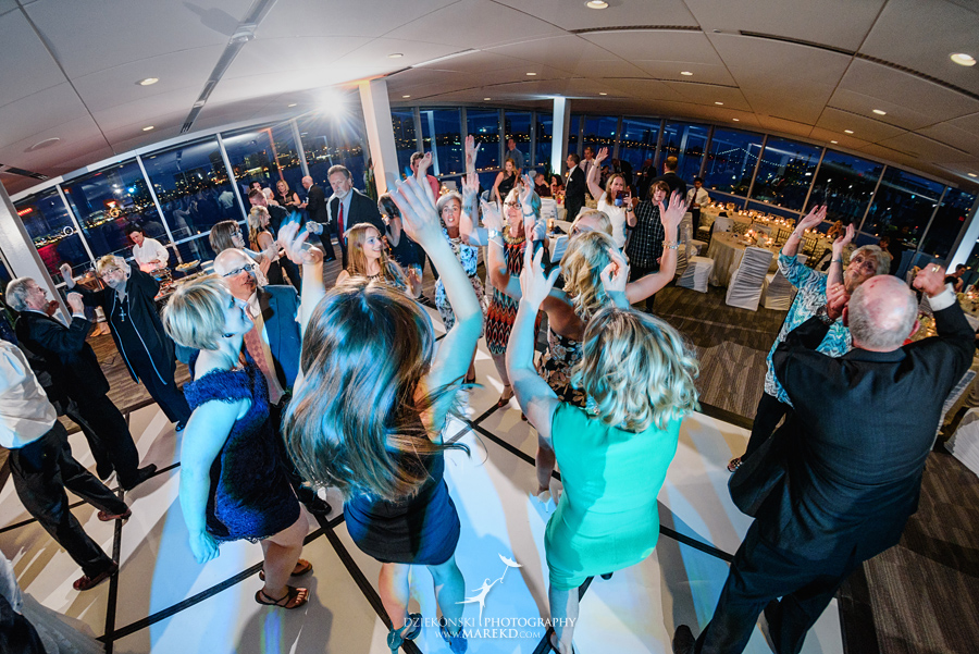 Emily And Jason's Wedding At The Waterview Loft In