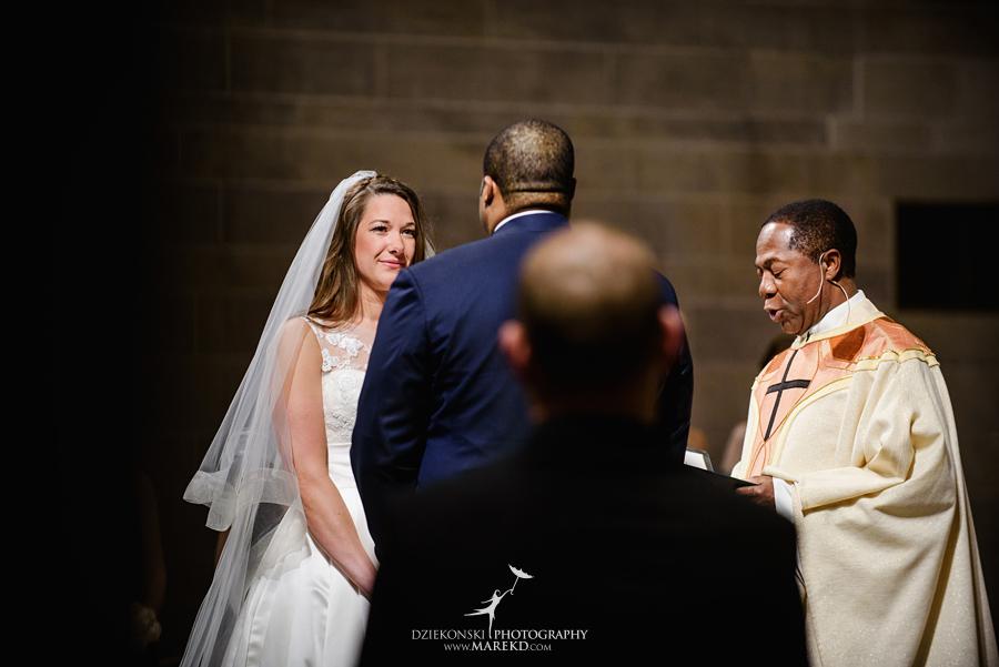 Okezie-LeeAnn-wedding-colony-club-detroit-downtown-mchigan-winter-snow-storm-blessed-sacrament-cathedral-catholic-church25