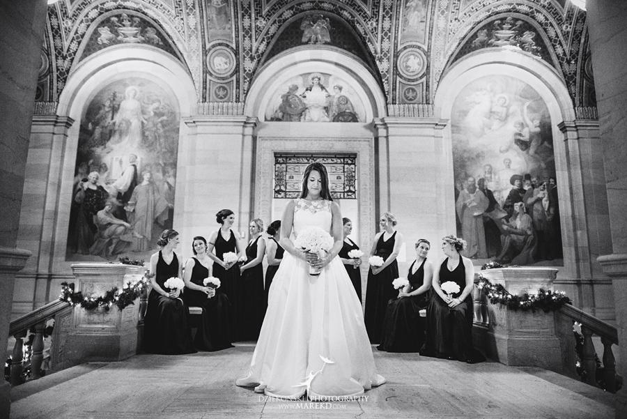 Okezie-LeeAnn-wedding-colony-club-detroit-downtown-mchigan-winter-snow-storm-blessed-sacrament-cathedral-catholic-church33
