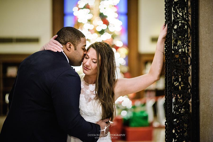 Okezie-LeeAnn-wedding-colony-club-detroit-downtown-mchigan-winter-snow-storm-blessed-sacrament-cathedral-catholic-church35