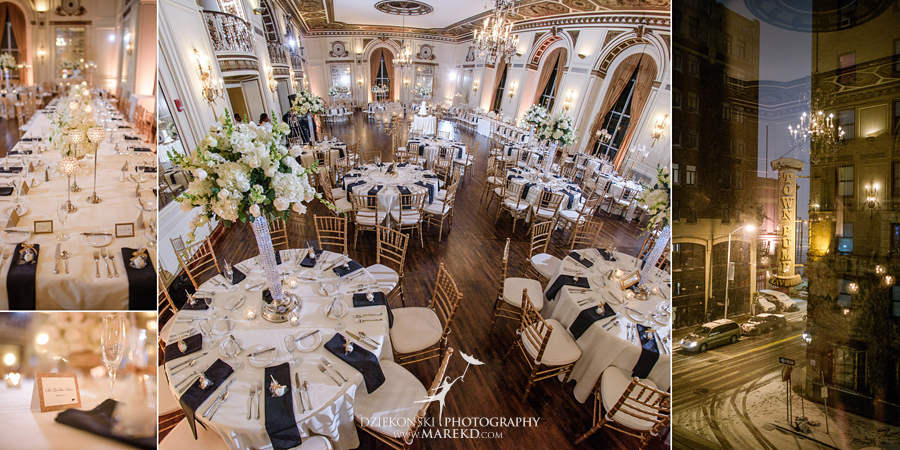 Okezie-LeeAnn-wedding-colony-club-detroit-downtown-mchigan-winter-snow-storm-blessed-sacrament-cathedral-catholic-church42