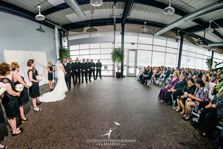 Alyson And Ronnie's Wedding At Waterview Loft, Port