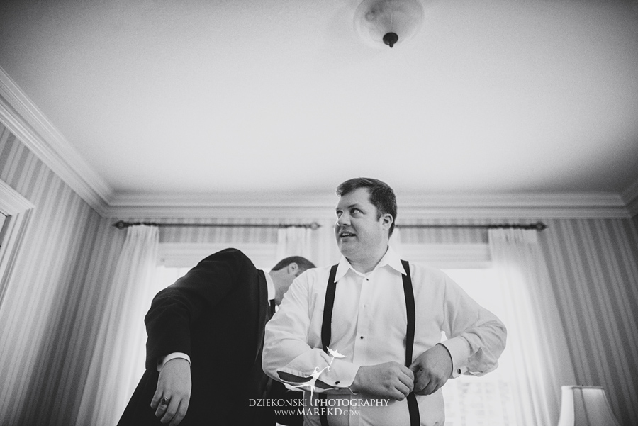 Megan Mike ceremony reception wedding pictures photographer dearborn inn michigan fall01 - Megan and Michael