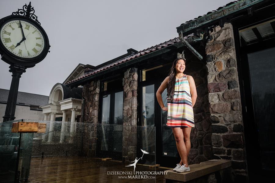 clare senior pictures clarkston michigan city town ideas rain umbrella puddle outdoor11 - Clare