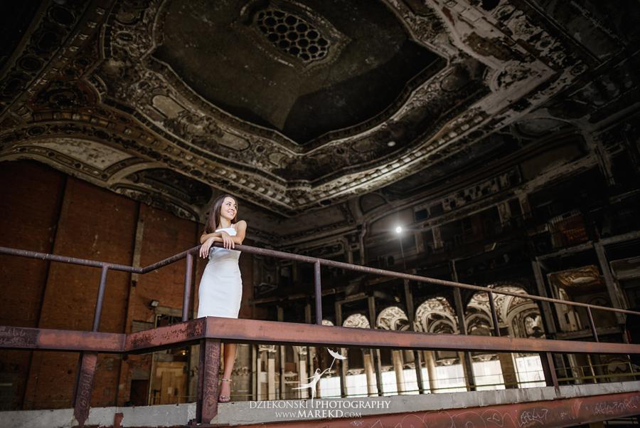Hannah senior pictures michigan theater grandiose detroit downtown ideas clothes dress architecture photographer clarkston michigan03 - Hannah