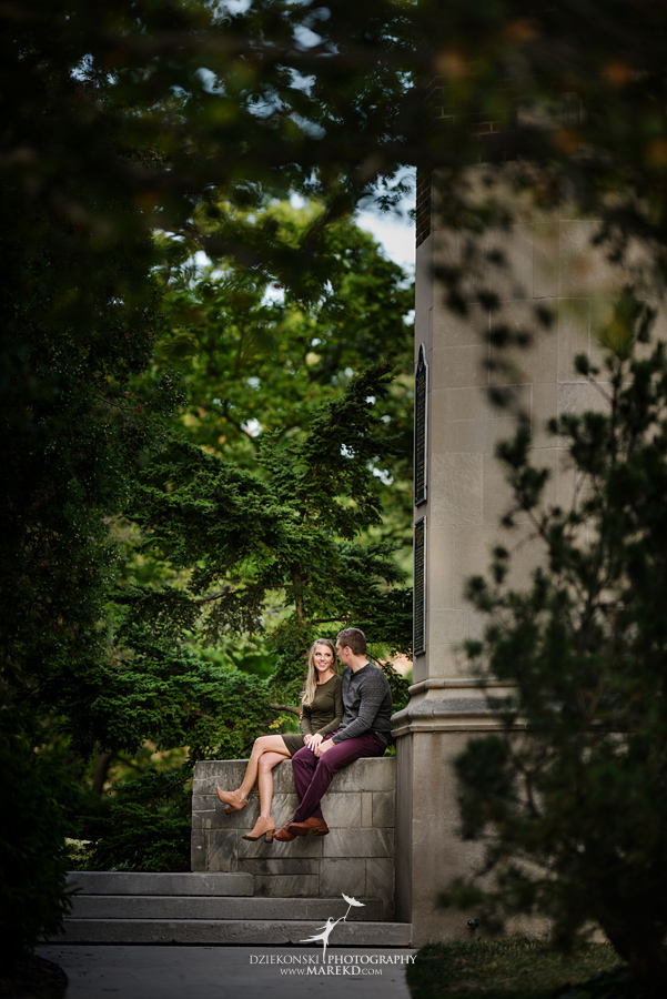 Kailtyn James Engagement session nature Lansing MSU spartans michigan photographer02 - Kaitlyn and James