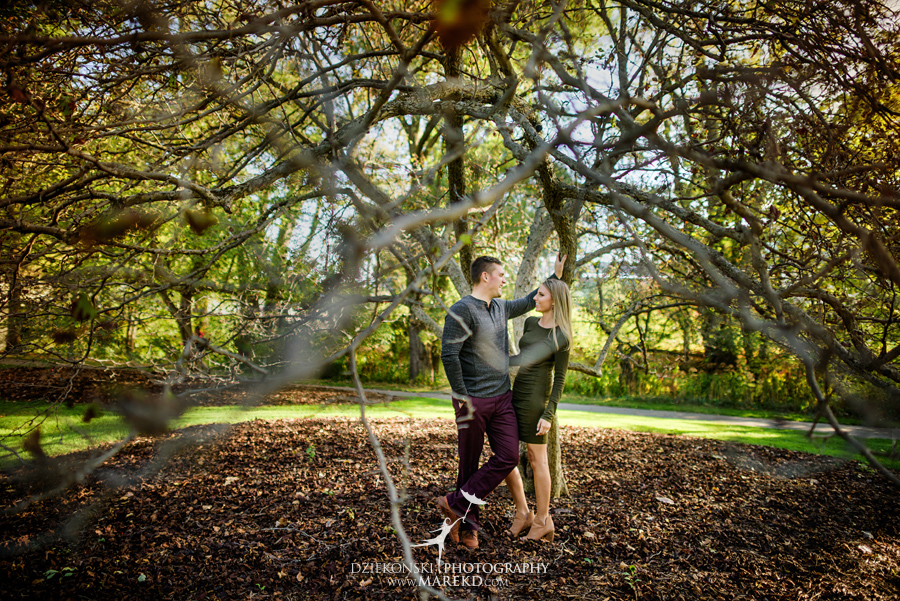 Kailtyn James Engagement session nature Lansing MSU spartans michigan photographer04 - Kaitlyn and James