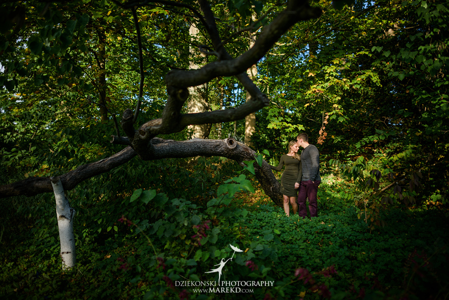 Kailtyn James Engagement session nature Lansing MSU spartans michigan photographer09 - Kaitlyn and James