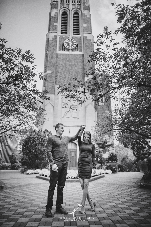 Kailtyn James Engagement session nature Lansing MSU spartans michigan photographer13 - Kaitlyn and James